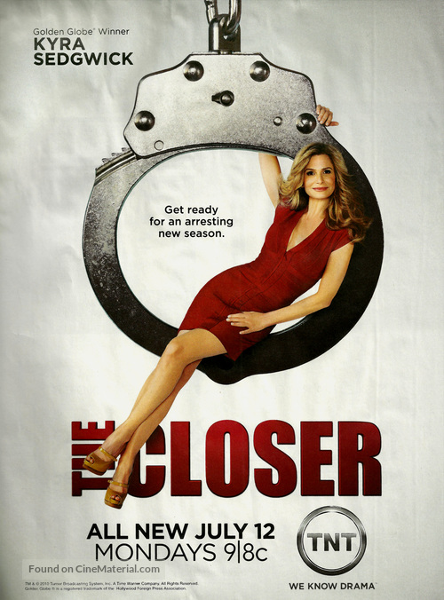 """""""The Closer"""" - poster"""