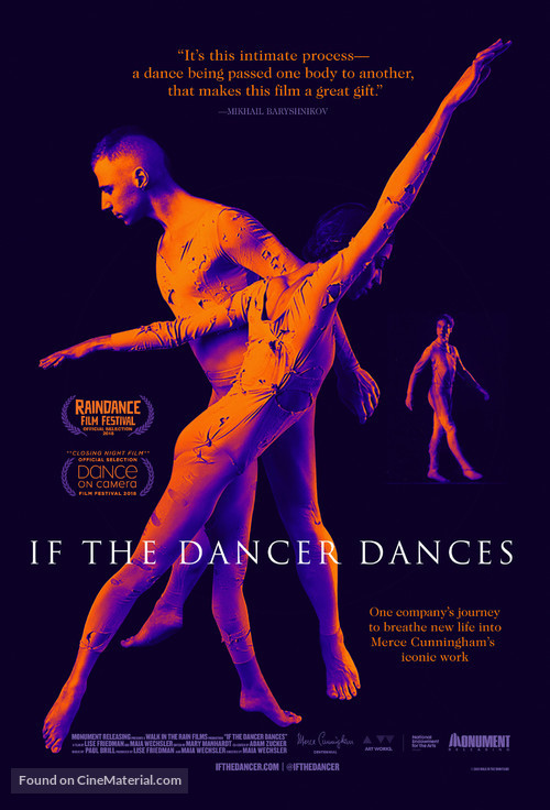 If the Dancer Dances - Movie Poster
