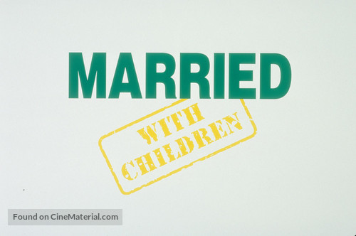 """""""Married with Children"""" - Logo"""