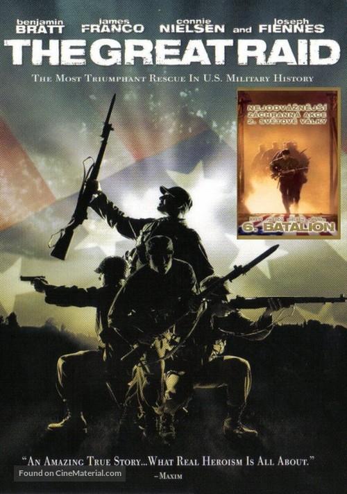 The Great Raid - Czech poster