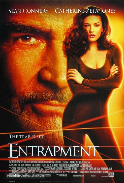 Entrapment - Movie Poster