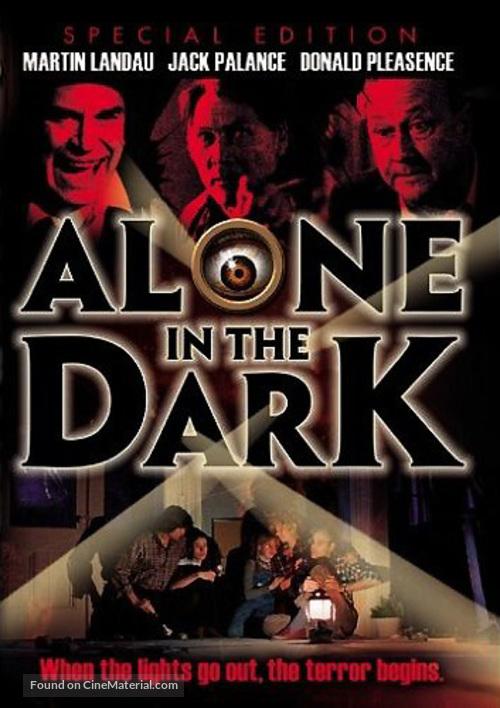 Alone in the Dark - Movie Cover