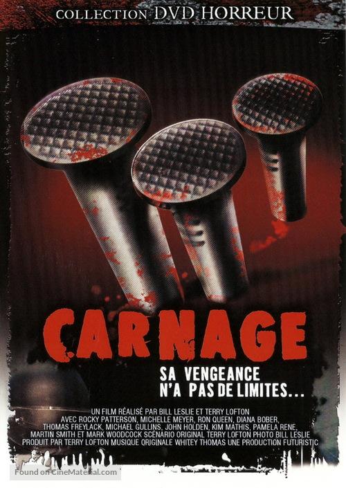 The Nail Gun Massacre French movie cover