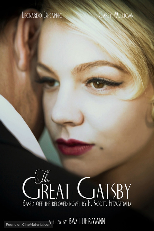 The Great Gatsby - Movie Poster