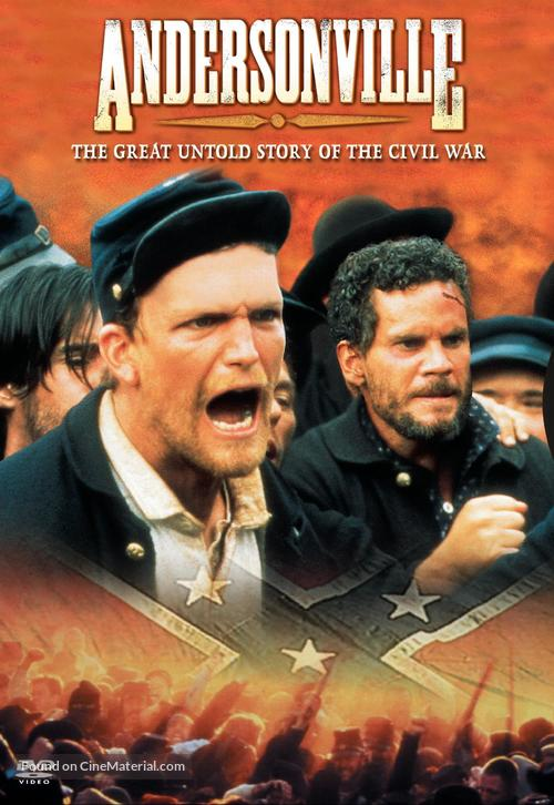 Andersonville - DVD movie cover