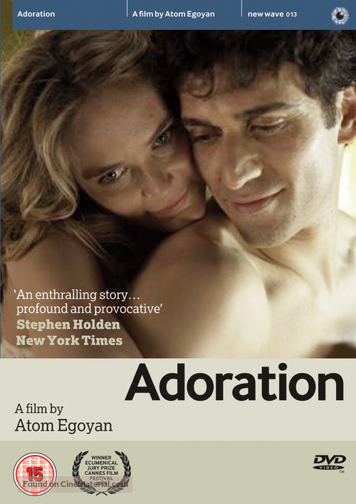 Adoration - British Movie Cover