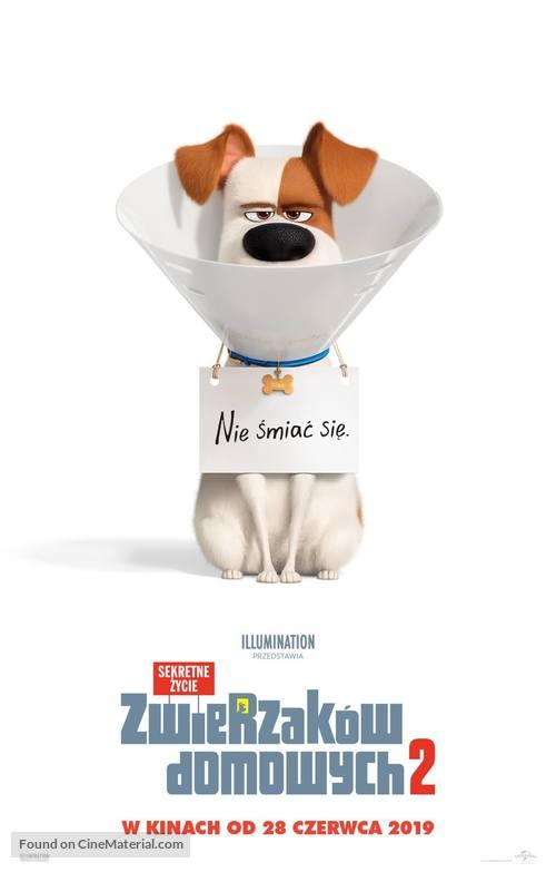 The Secret Life of Pets 2 - Polish Movie Poster