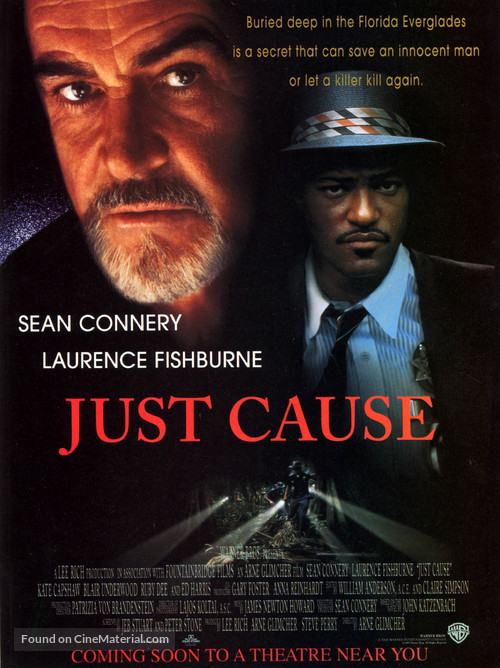 Just Cause - Movie Poster