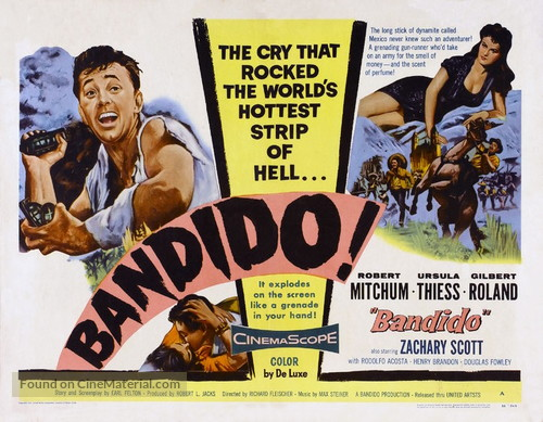 Bandido - Movie Poster