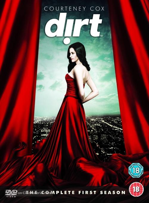 """Dirt"" - British DVD movie cover"