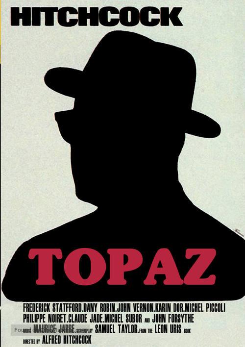 Topaz - Movie Poster