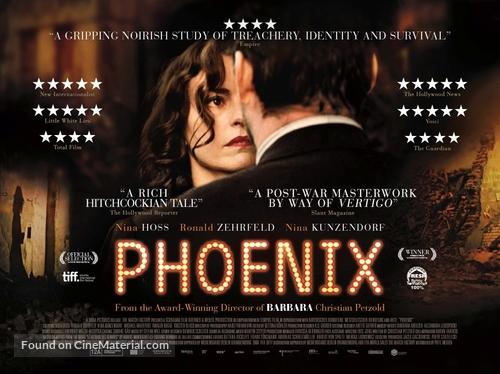Phoenix - British Movie Poster