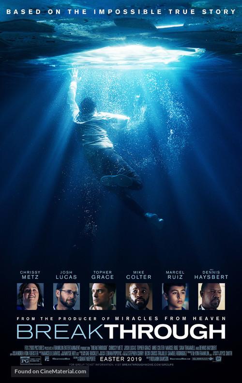 Breakthrough - Movie Poster