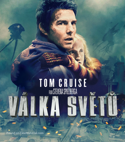 War of the Worlds - Czech Movie Cover