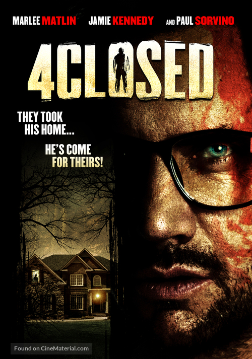 4Closed - DVD movie cover