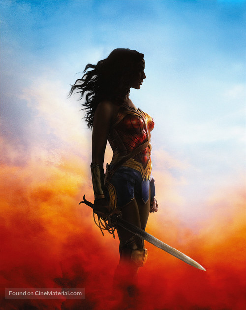 Wonder Woman - Key art