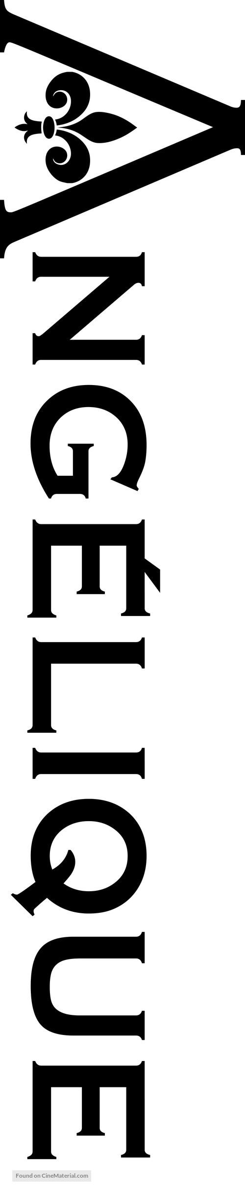 Angélique - Logo