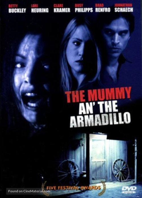 Mummy an' the Armadillo - Movie Cover