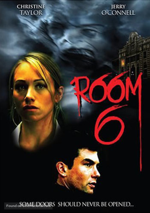 Room 6 - DVD movie cover