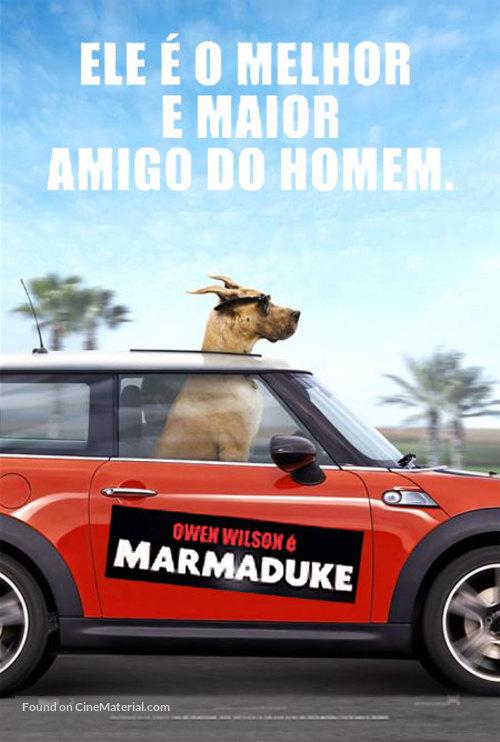 Marmaduke - Brazilian Movie Poster