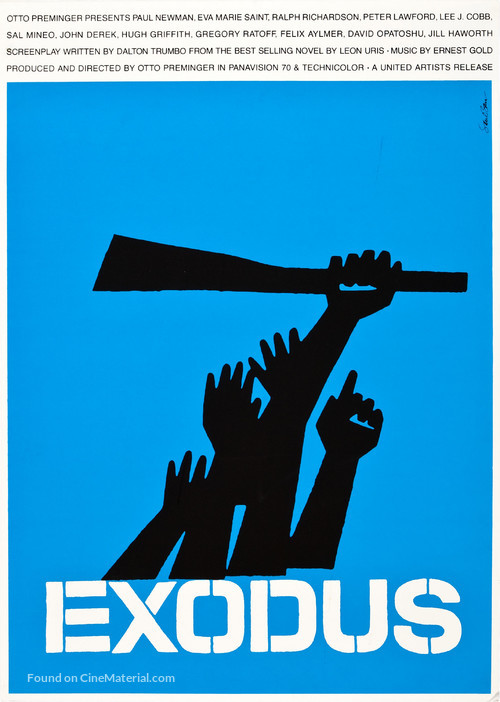 Exodus - Movie Poster