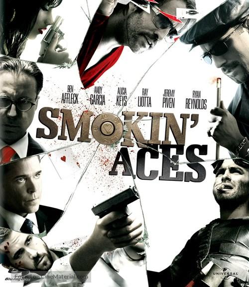 Smokin Aces 2006 Blu Ray Movie Cover