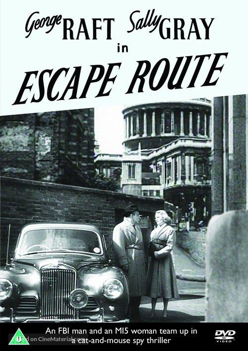 Escape Route - British DVD movie cover