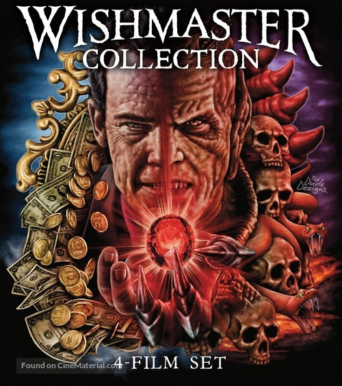 Wishmaster - Movie Cover