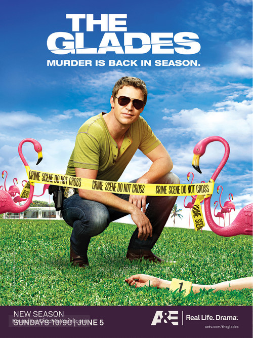 """The Glades"" - Movie Poster"
