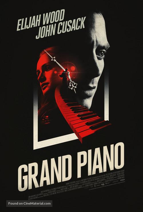 Grand Piano - Movie Poster