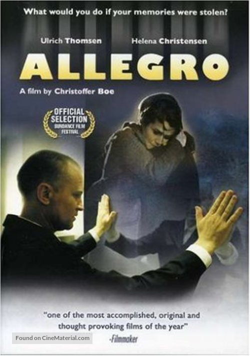 Allegro - Movie Poster