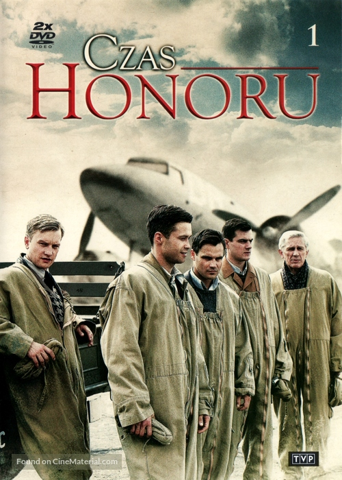 """Czas honoru"" - Polish Movie Cover"
