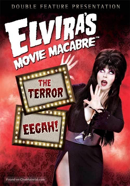 """Elvira's Movie Macabre"" - Movie Cover"