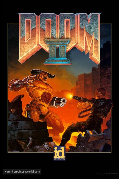 Doom 2: Hell On Earth Movie Poster