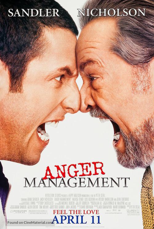 Anger Management - Movie Poster