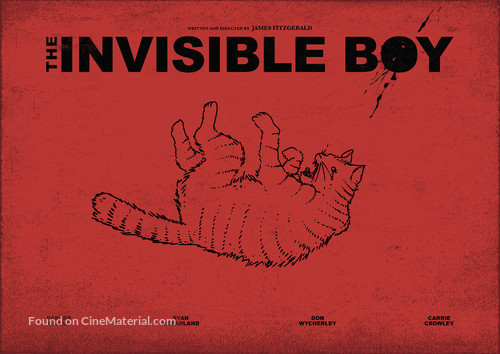 The Invisible Boy - Irish Movie Poster