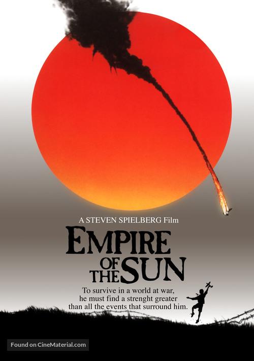 Empire Of The Sun - DVD movie cover