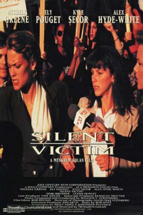 Silent Victim - Movie Poster