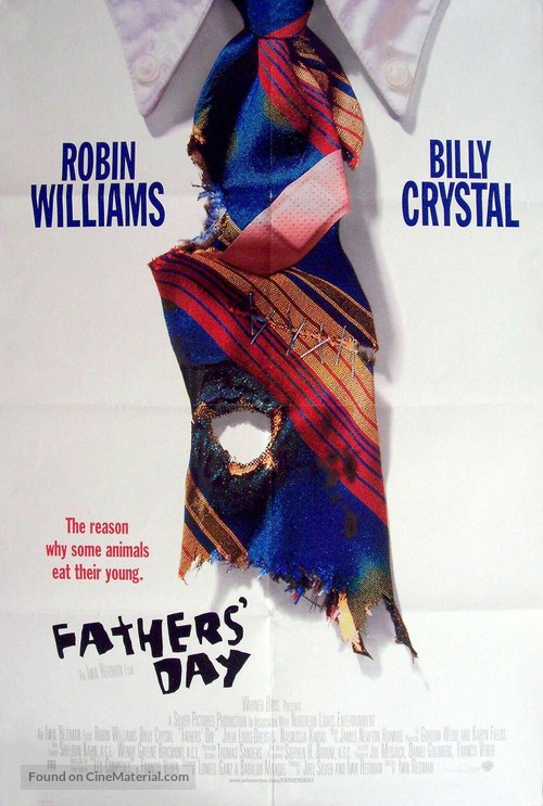 Fathers' Day - Movie Poster