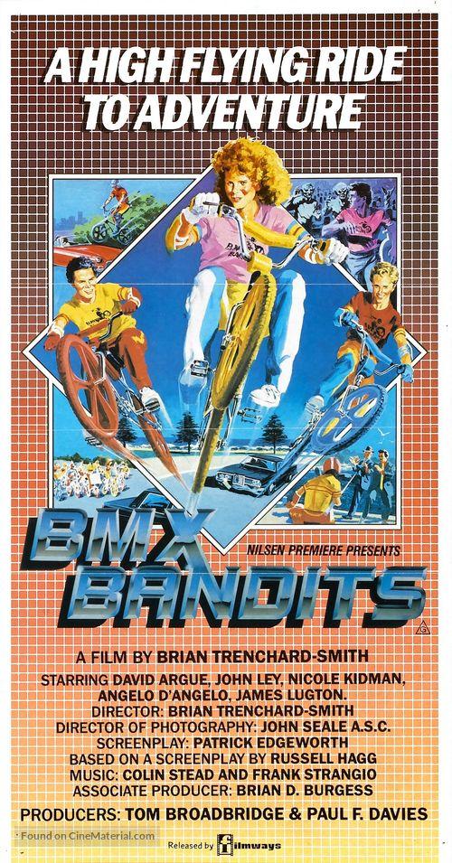 BMX Bandits - Australian Movie Poster