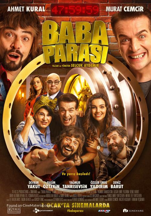 Baba Parasi - Turkish Movie Poster