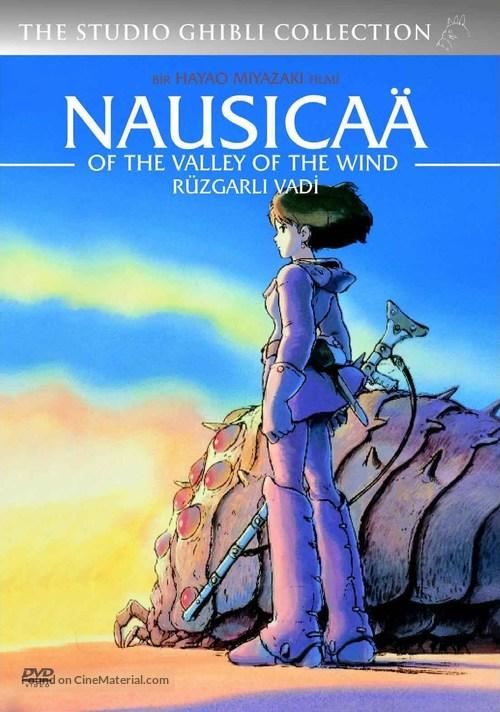 Kaze no tani no Naushika - Turkish Movie Cover