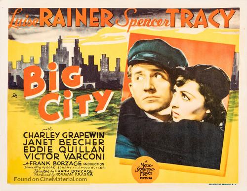 Big City - Movie Poster