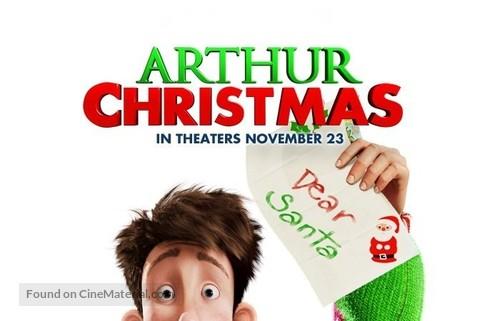 Arthur Christmas - Movie Poster