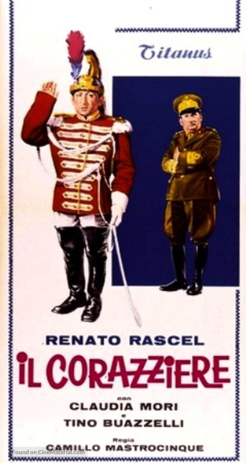 Il corazziere - Italian Movie Poster