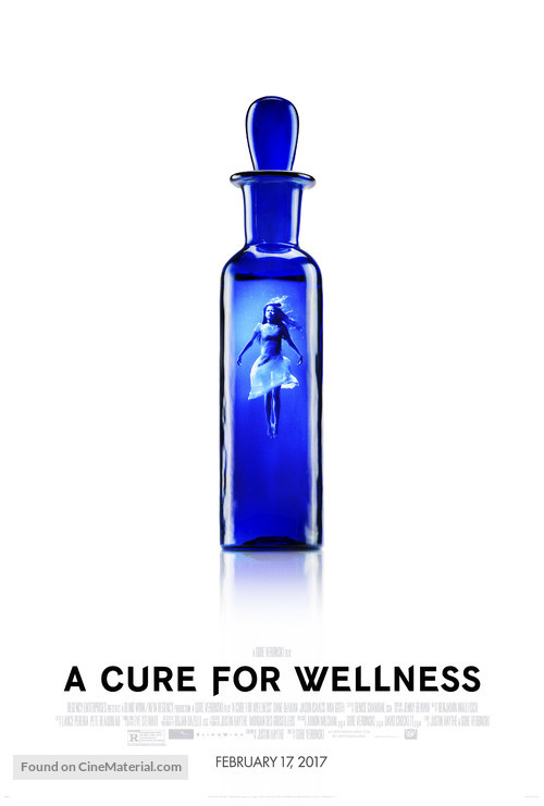 A Cure for Wellness - Movie Poster
