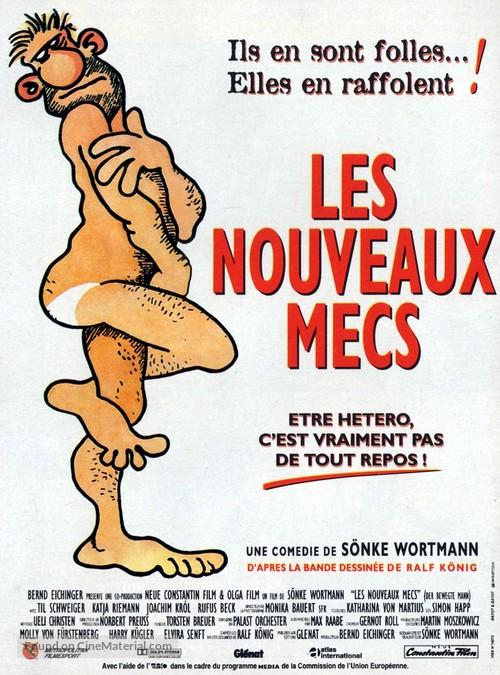 Bewegte Mann, Der - French Movie Poster