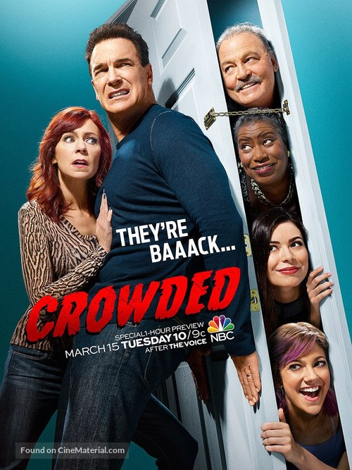 """""""Crowded"""" - Movie Poster"""