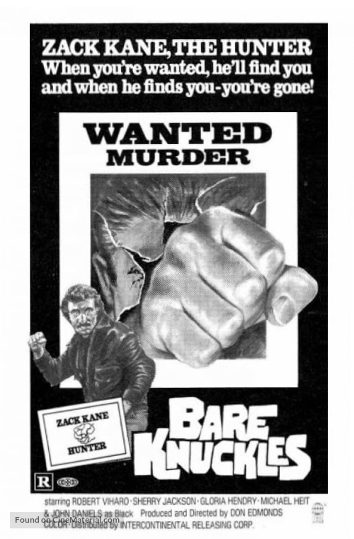 Bare Knuckles - Movie Poster