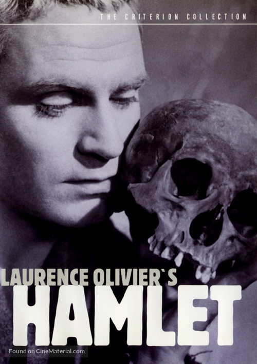 Hamlet - DVD movie cover
